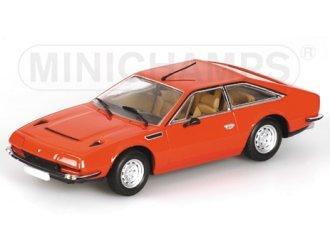 Lamborghini Jarama 1974 rosso siviglia - 1:43