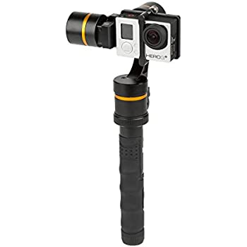 Ikan FLY-X3-GO 3-Axis Gimbal Stabilizer for GoPro (Black)