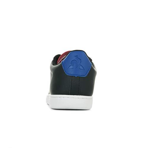 Bbr cobalt Coq Sportif Sportive Scarpe Black Le Courtset 1910226 vpUPwxwtq
