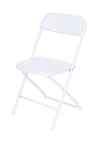 50 Piece Plastic Folding Chair Package - (1000 Chair Package)