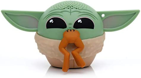 Bitty Boomers Star Wars: The Mandalorian – Grogu with Snack – Mini Bluetooth Speaker