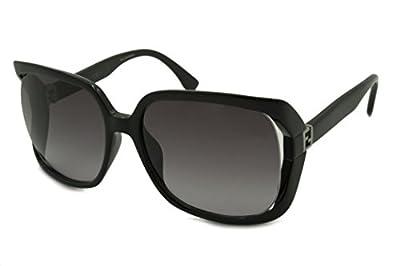 FENDI Sunglasses 0053/S 0D28 Shiny Black 60MM