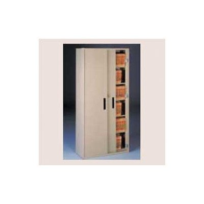 Sliding Doors for Imperial Filing Cabinet Size: 36'' x 88'', Color: Sand by Tennsco