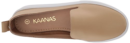 KAANAS Women's Cameroon Napa Napa Napa Slip on Loafer Sneake - Choose SZ color b5a624