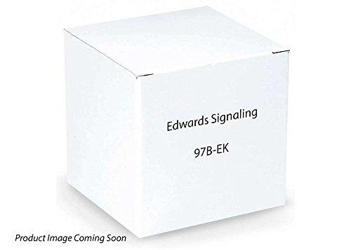 Edwards Signaling 97B-EK STROBE_BLU_12-48DC