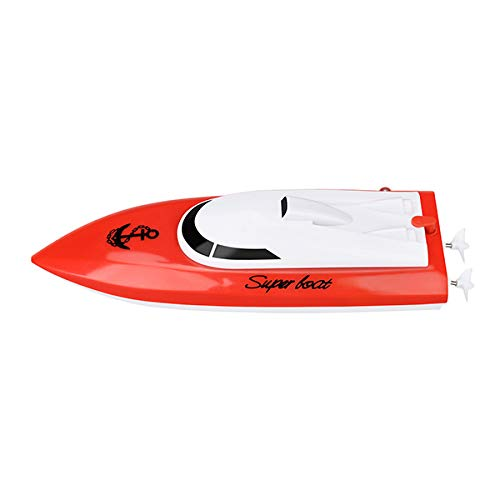 Remote Control Boats for Pools and Lakes, TOYEN RC Boat 2.4GHz 14km/h Mini Remote Boat Toys for Kids Adults Boys Girls