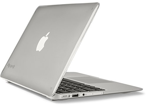 Speck Products SeeThru Hard Shell Case for MacBook Air 13-Inch, Clear Matte Frost Finish -