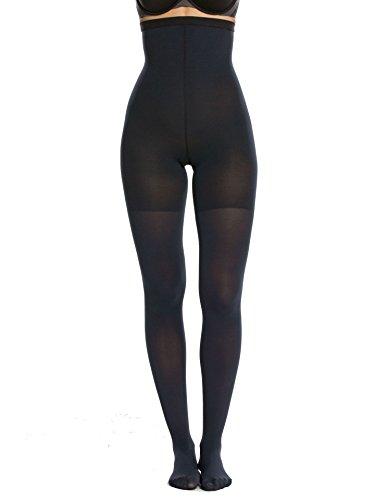 Spanx Tummy Control Pantyhose - Luxe Leg High Waist Tights