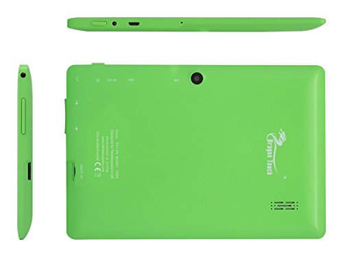 Dragon Touch 7″ Android Kids Tablet – Green Case
