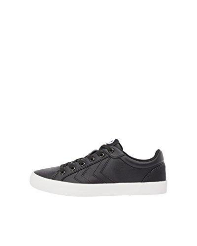 Tonal Hummel Court schwarz Erwachsene Deuce weiß Unisex Sneaker xr8AwrIq
