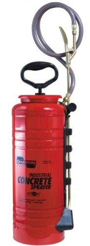 Concrete Sprayers - 3.5-gallon tri-poxy openhead ind. sprayer f/c