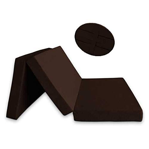 Ventadecolchones - Colchón Plegable con 3 cm de Viscoelastica para ...