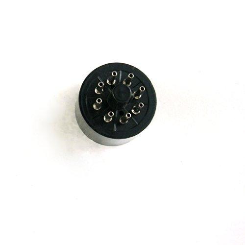 Cary 4pc 8pin Bakelite Tube Socket Valve Base Triode Rectifier Fr Kt88 El34 6550 6sn7