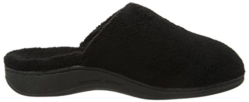 Orthotic Black Orthaheel Black Gemma Slipper 8 8SxxFZw