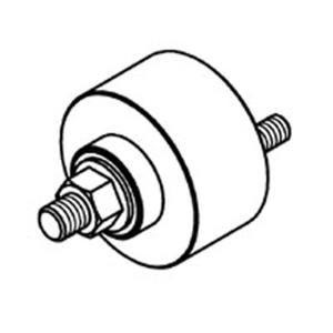 Crankshaft Front Seal and Wear Ring Installer