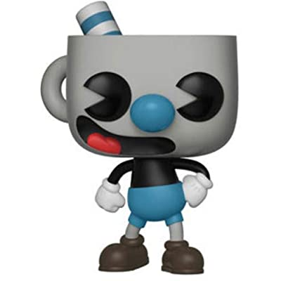 Funko Pop! Games: Cuphead - Mugman Collectible Figure: Funko Pop! Games:: Toys & Games