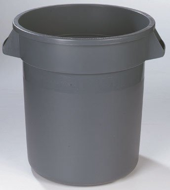 Rubbermaid Commercial Refuse Container 10 Gal 15-5/8