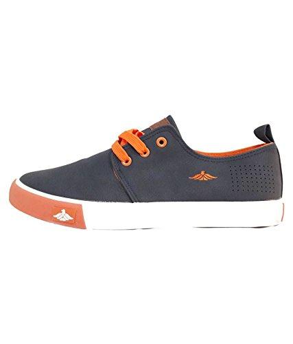 Navy Canvas Sneaker ry5_10