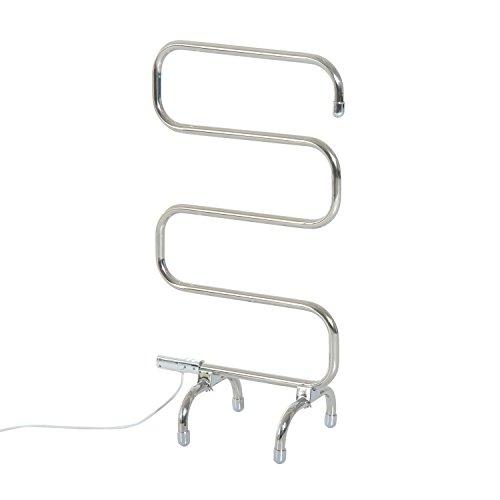 freestanding brass coat rack - 8