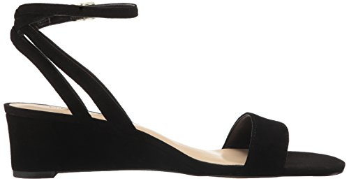 Nine West Women's Nwlewer Platform Sandals Black (Black Cu) clearance real cheap sale countdown package upZifxWn