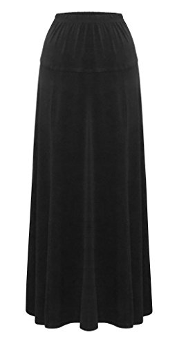 - Baby'O Women's Stretch Knit Fit and Flare A-Line 36