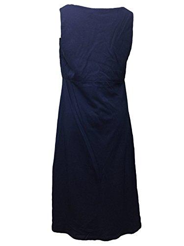 Coton Modal Marine Boden Bleu Doux Mélange Nous Robe Taille Broderie 12
