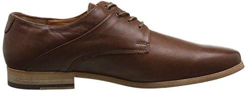 Kost Fauchard 47 - Zapatos de Cordones de cuero hombre marrón - marrón (cognac)