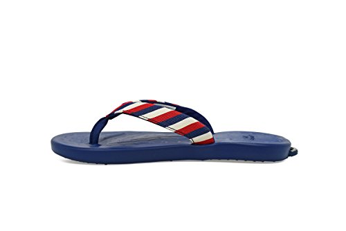 Softscience The Waterfall Stripe Comfort Casual Donna Scarpe Navy