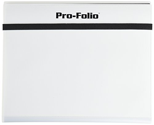 BCW 1 PF9 WHI Pro Folio 9 Pocket Album