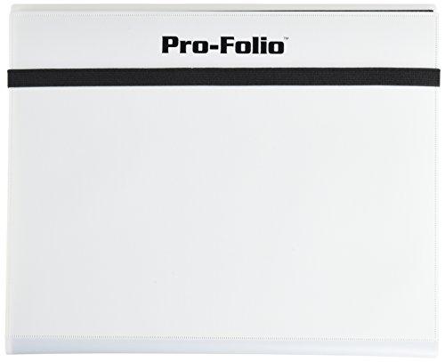 (Pro-Folio 9-Pocket Album, White)