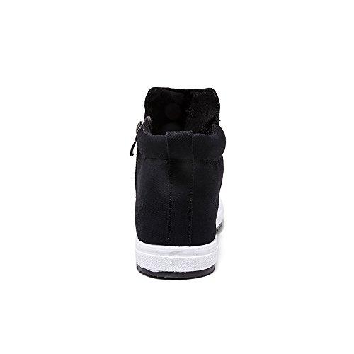 FZUU homme Noir Chaussures de sport p7rpwIvTq