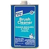 Klean-Strip QBC12C Brush Cleaner, 1-Quart