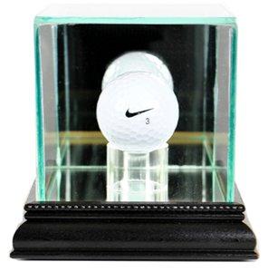 PGA Golf Ball Glass Display Case