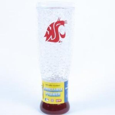ington State Cougars 16oz Crystal Freezer Pilsner (Washington State Duck)