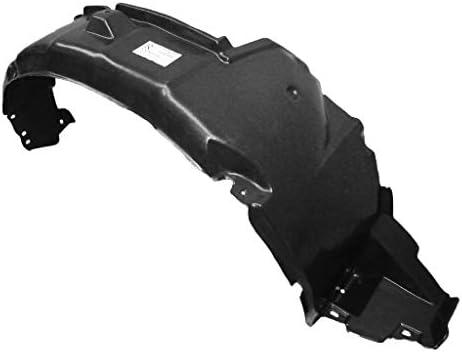 RH Side Fender Splash Shield for Nissan Sentra 2000-2006 New NI1249106 Front
