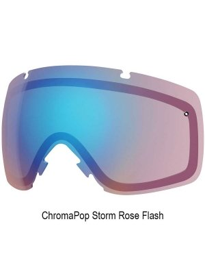 17b8545325f84 Smith Optics I Ox Adult Snow Goggles - Moss Surplus Chromapop Sun Platinum  Mirror One Size