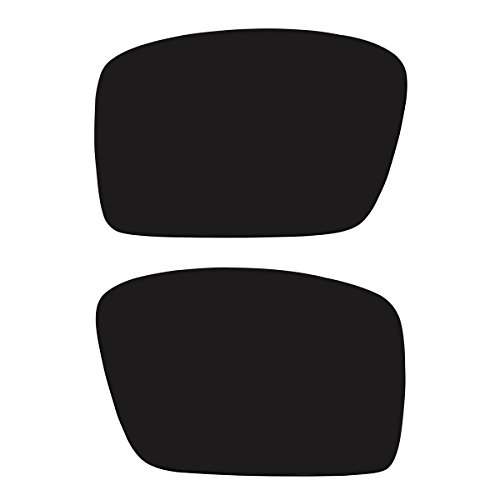 (Replacement Polarized Lenses for Oakley Oil Drum Sunglasses (Black))