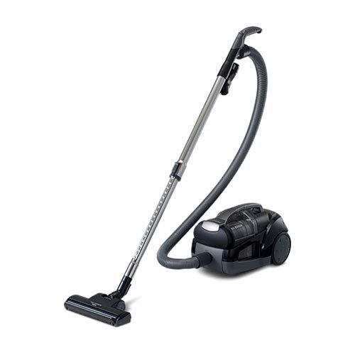 Panasonic MC-CL565 2000-watt Bagless Vacuum Cleaner, 220-volt (Not for USA – European Cord) Medium Black