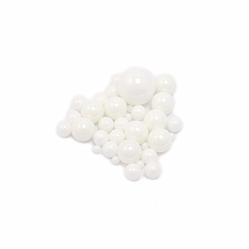 2mm ZrO2 Full Ceramic Loose Bearing Balls (Pack of 10) by SnowSpitzShop Brand ()