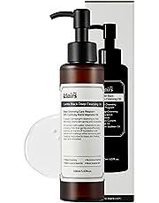 KLAIRS Gentle Black Deep Cleansing Oil 150ml, Mild Cleansing, Deep cleansing pores, wishtrend