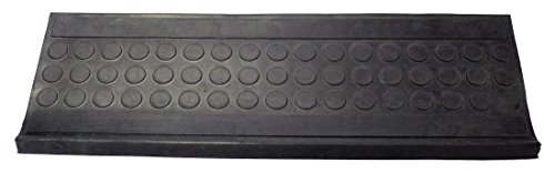 Recycled Stair Tread (Envelor Home and Garden Non-Slip Rubber Stair Treads in Various Designs (3 Pack))
