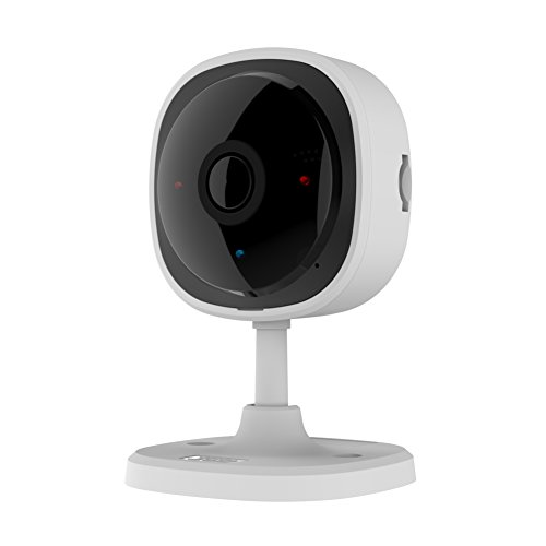 Lensoul Wireless IP Camera, 1080P HD Security Camera Built in Two-way Audio, Motion Detection, Security Surveillance CCTV Camera with Night Vision-Cloud Service Available