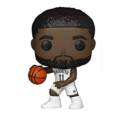 Kyrie Irving Brooklyn Nets Pop Sports NBA Action Figure (Bundled with Pop Protector to Protect Display Box): Toys & Games