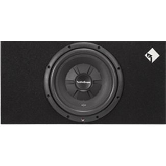 Rockford Fosgate R2S-1X12 R2 Shallow Prime Single 12-Inch Subwoofer Enclosure (Car Subwoofer Rockford Fosgate)