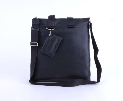 BREE Kaana Leather 15 - Tote bag in mocca