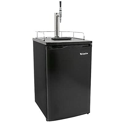 EdgeStar KC2000STOUT 20 Inch Wide Stout Kegerator with Insulated Tower