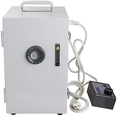 Doc.Royal LED Digital Dust Collector Vacuum Cleaner 370W Equipment JT26C for Dental, Laboratory, Industry