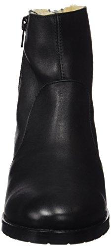 SIXTY SEVEN 77179, Stivali Donna Sedona Negro F:borreguillo Beige P:negro A:plata Vieja Pl:cabra Cuero