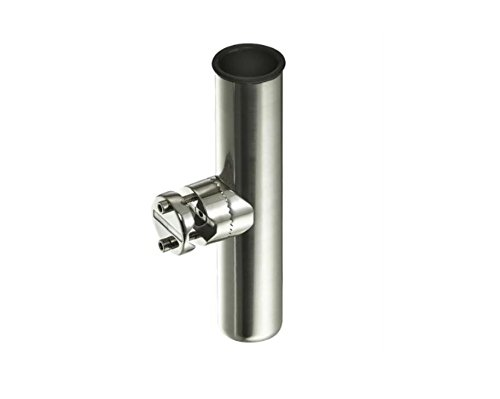 attwood Stainless Steel Clamp-On Rod Holder,
