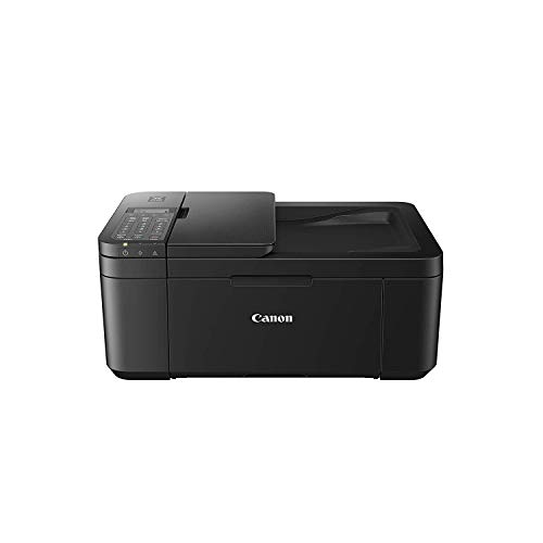 Canon TR4550 Multifunction Inkjet Printer – Black + Extra Set Of Compatible PG-545XL/CL-546XL Inks (B, 400, C,M,Y 300…